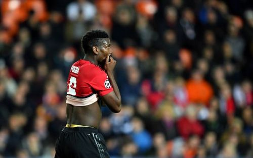 Pogba's talents were misused by Mourinho at United