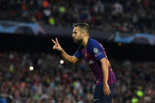 Jordi Alba has reportedly agreed to a four-year deal with Barcelona