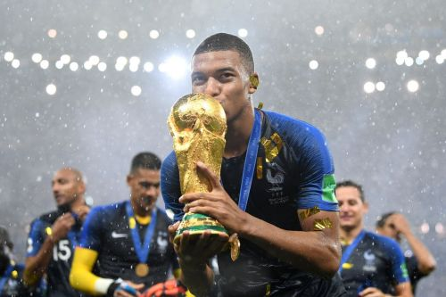 France is a big country and can win World Cups as a result, unlike San Marino, Luxembourg and others