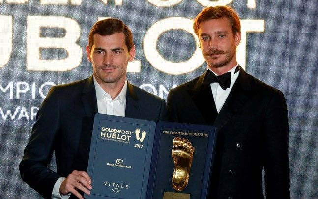 Iker Casillas has 3 Guinness World Records to his name
