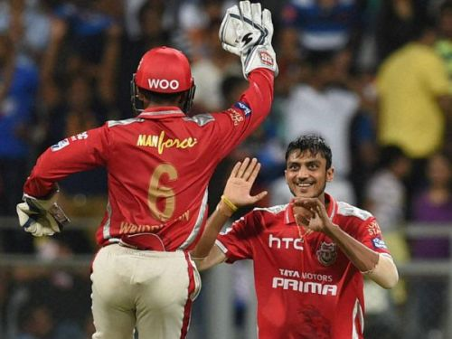 Axar Patel lasted for a single season in Mumbai