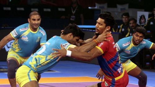 Who will win the bragging rights after tonight's match - the Yoddhas or the Thalaivas?
