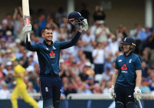 England's top 3 sees them in good stead