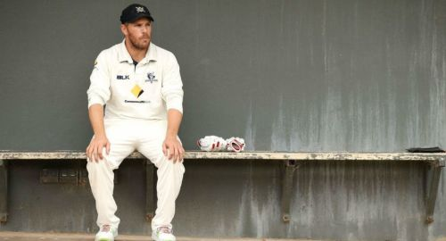 Image result for aaron finch test