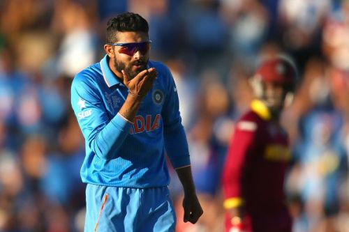 Jadeja will be key to India's performance at the World Cup.