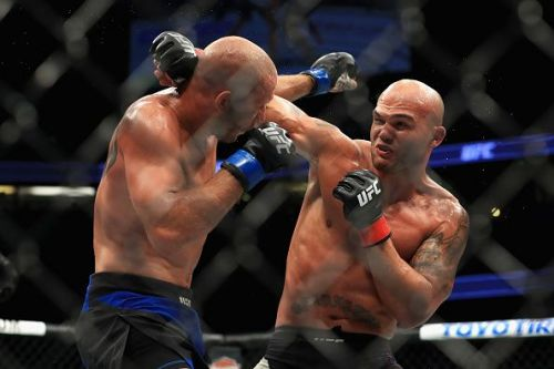 UFC 214 Robbie Lawler v. Donald Cerrone