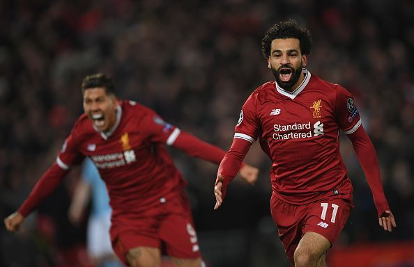 Anfield proved to be a hellish place for City - UEFA Champions League Quarter Final Leg One
