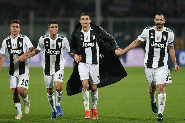 Can Juventus Make It  Wins Or Will Inter Put An End To Their Unbeaten Start