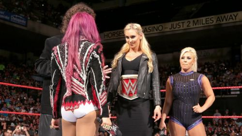 One or more secondary titles would give the women of WWE more to compete for.