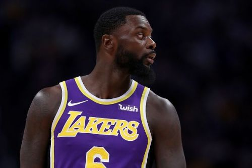 The Los Angeles Lakers 2nd unit struggled in the game