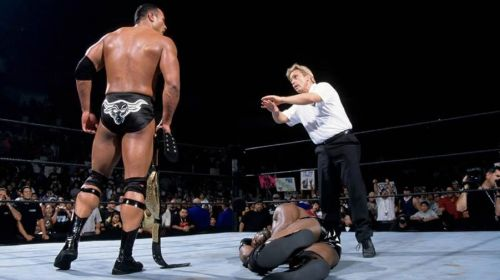The Rock and Booker T: Still headline the re-booked Summerslam 2001 card