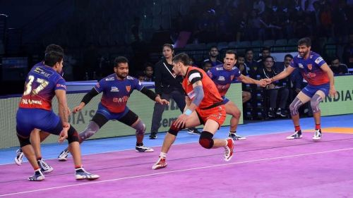 Can Dabang Delhi clinch their fourth straight win?