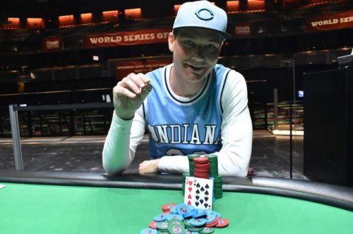 Image result for Jake Bazeley Wins WSOP