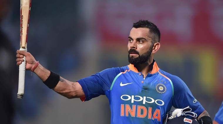 The cricketing world is running out of adjectives to describe Virat Kohli
