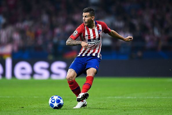 Lucas Hernandez has emerged as a shock target for the Red Devils