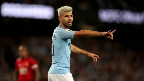 Aguero is having a great year