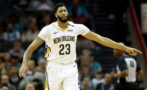 AD is the New Orleans Pelicans' driving force