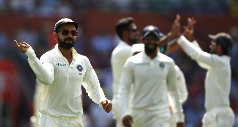 Twitter Explodes As India Win The First Test Against Australia At Adelaide
