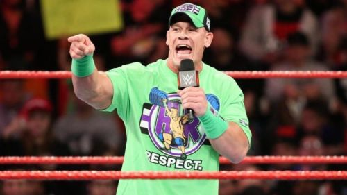 John Cena is scheduled to return after TLC