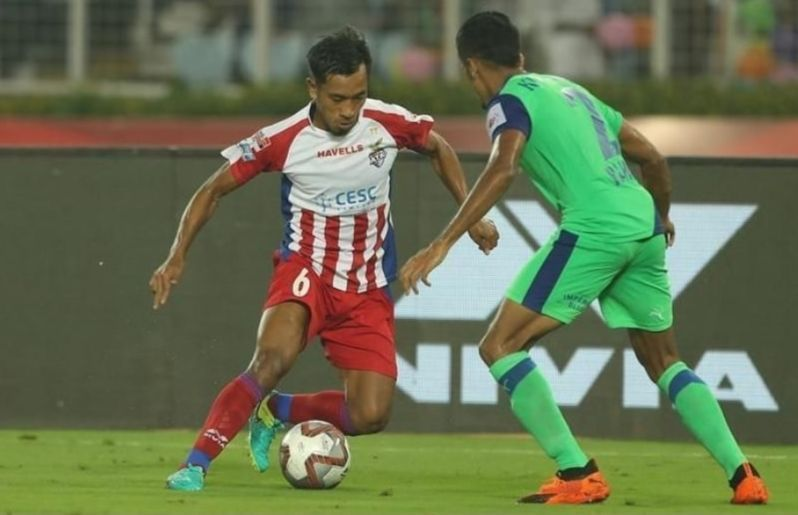 Ricky Lallawmama is performing brilliantly for ATK at the left-back position