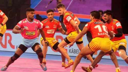 The Fortunegiants romped home to a comfortable victory