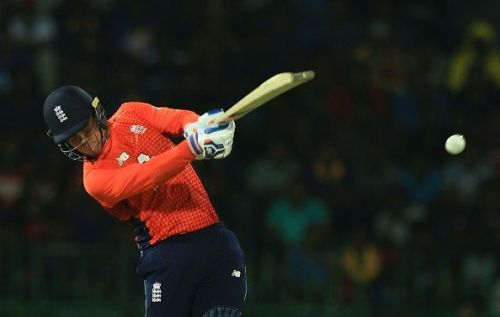 Jason Roy's attacking approach at the top of the order sets the tone for England