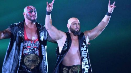 Gallows and Andersen were legends in Japan