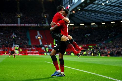 Manchester United v Fulham FC - Premier League