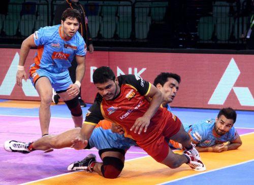 Harish Naik has been in fine nick this season