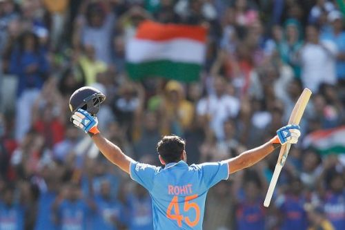 Could the the limited over format colossus Rohit Sharma replicate his form at the top of the order in Test matches too?