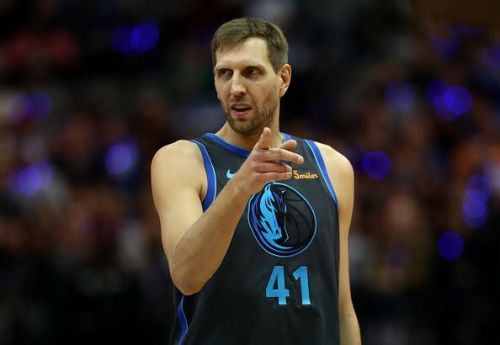 Dirk Nowitzki is in his 21st season and is far away from Abdul-Jabbar's record