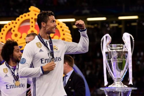 The Champions League victory in 2017 all but guaranteed the Ballon d'Or for Cristiano Ronaldo