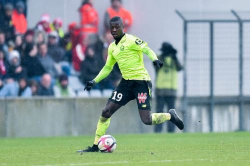 Nicolas Pepe has been in sensational form for Lille this season