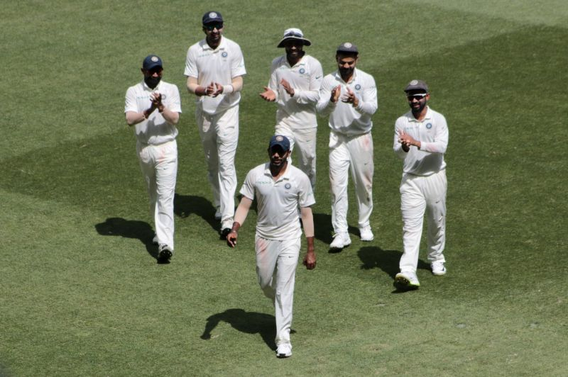 Indian fast bowlers performance in 2018