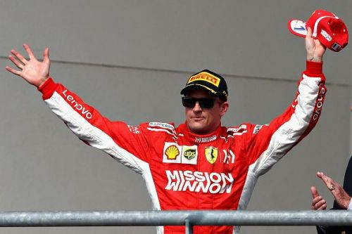 Kimi Räikkönen won a Formula One Grand Prix after a 113 race long draught