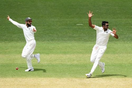 Ravichandran Ashwin picked up three wickets from 33 overs on day two