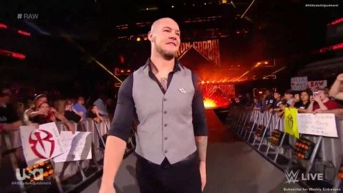The better option for their TLC match is that to make Corbin win and continue his feud with Strowman till Royal Rumble PPV reaches