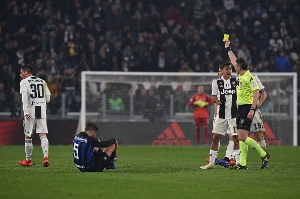 Juventus 1-0 Inter Milan  5 Talking Points and Observations 23c0804e7c154