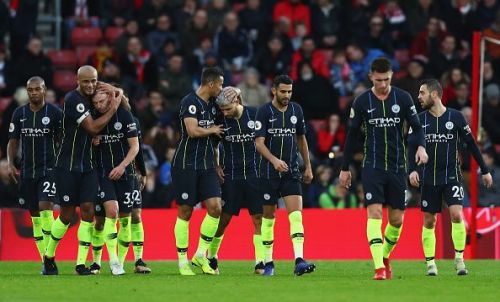 City earned a hard-fought three points against Southampton, ending 2018 with a win