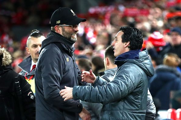 Emery learns about the Premier League in a hard way