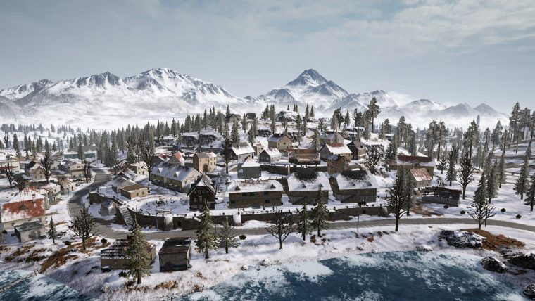 pubg snow map release date in india