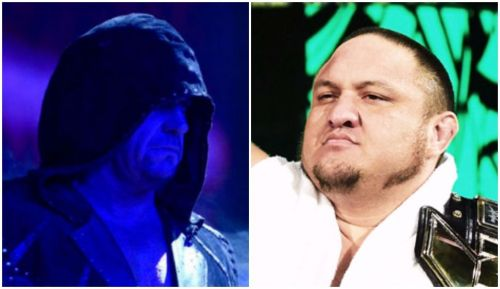 Joe vs Undertaker will be an epic battle