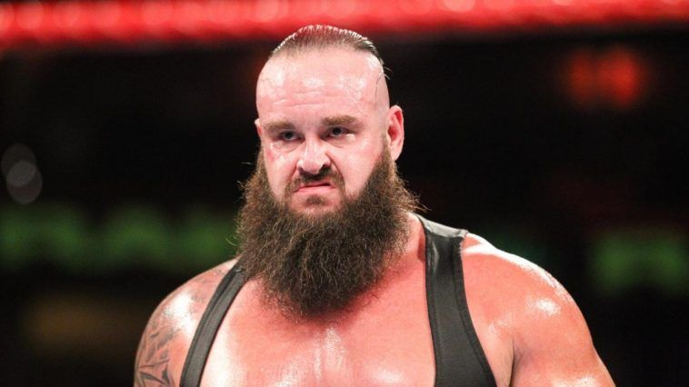 Braun Strowman opens up on a difficult time of his career