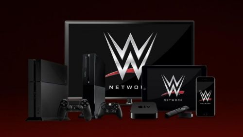 The WWE Network has allowed for content to be streamed every second.