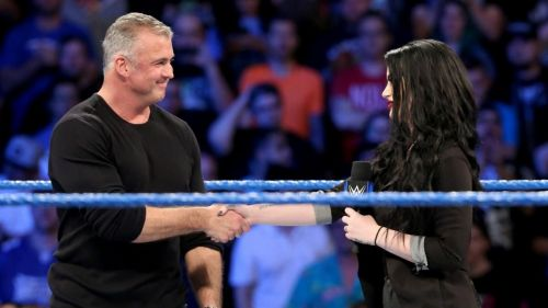Why is Paige no longer SmackDown Live GM?