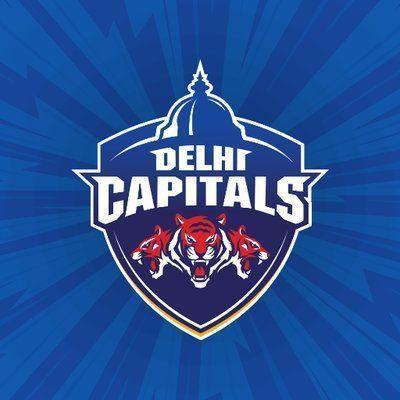 Delhi Capitals New Logo