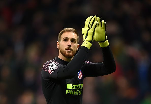 Jan Oblak has been consistent all season