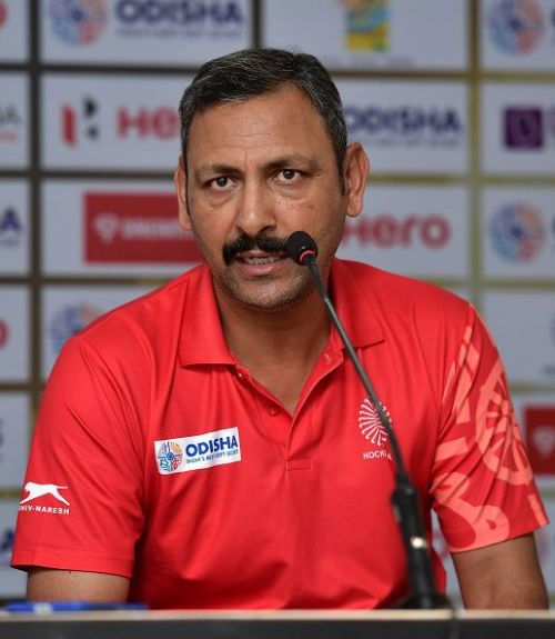 Harendra has brought positive energy into the team