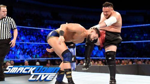 Samoa Joe has been dominant in recent months