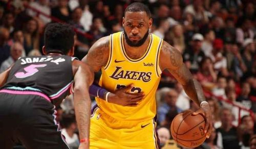 LeBron James went off for 51 points in his return to Miami